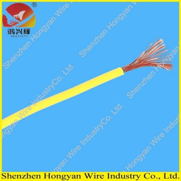 Factory Supply for Single Core PVC Cable Single Core PVC Flexible Cable for electric power and lighting supply to Bermuda Factory