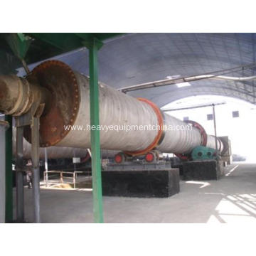 Rotary Drum Dryer Machine For Slag Concentrate