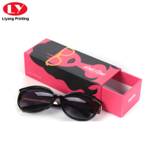 Drawer  sunglass box for sunglasses packaging