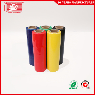 Color Stretch Film Jumbo Roll