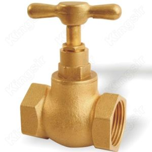 100% Original for Stop Valves Simple Brass Stop Valves export to Netherlands Exporter