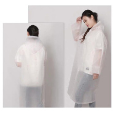 New Design Waterproof Reusable Raincoat