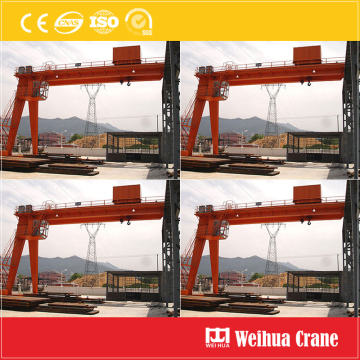 Metallurgy Semi Gantry Crane