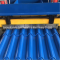 Glazed Tile Metal Roof Roll Forming Machine