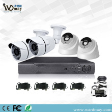 CCTV 4chs 720P Security Surveillance Alarm DVR Systems