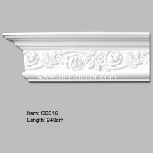 PriceList for for Crown Mouldings Foam Rosette Cornice Moulding export to United States Importers