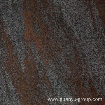 Metallic Glazed Rustic Porcelain Tile