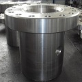 OEM cylinder head or valve cover flange