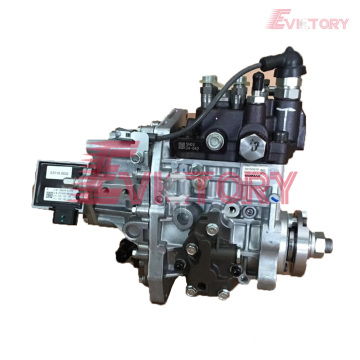 D7E fuel feed transfer pump D7E oil cooler