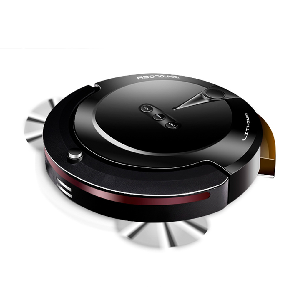 Self-Charging Floor Cleaner Robotic Vacuum Cleaner (5)