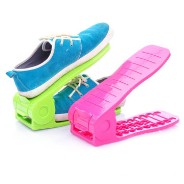 Adjustable Shoe Slots, Storage Rack Holder closet Organizer Space Saver