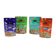 Custom laminated Cereals Packaging Bag