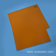 Insulation Orange Double Side Frosted Bakelite Sheet
