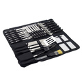26piece cutlery and BBQ set