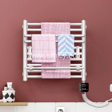 Electric Towel Rail With Shelf