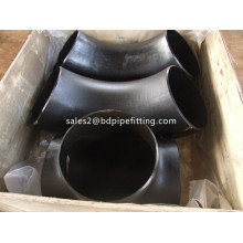 Special Design for 3D Bend Seamless Carbon Steel Pipe Fittings 90 Degree Elbow export to Peru Factory