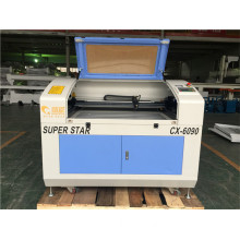 CO2 6090 cnc laser nonmetal cutting machine