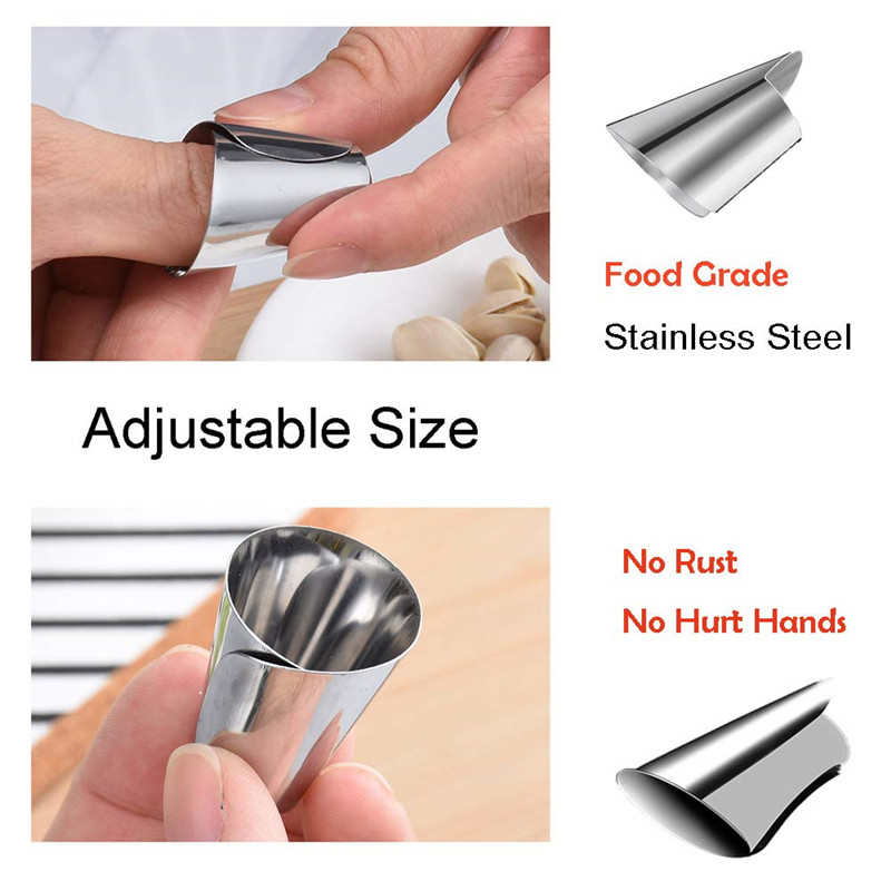 Health Stainless Steel Slice Cutter Zesters