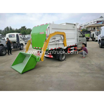 New Arrival Cheap FOTON Front Loaders Garbage Truck