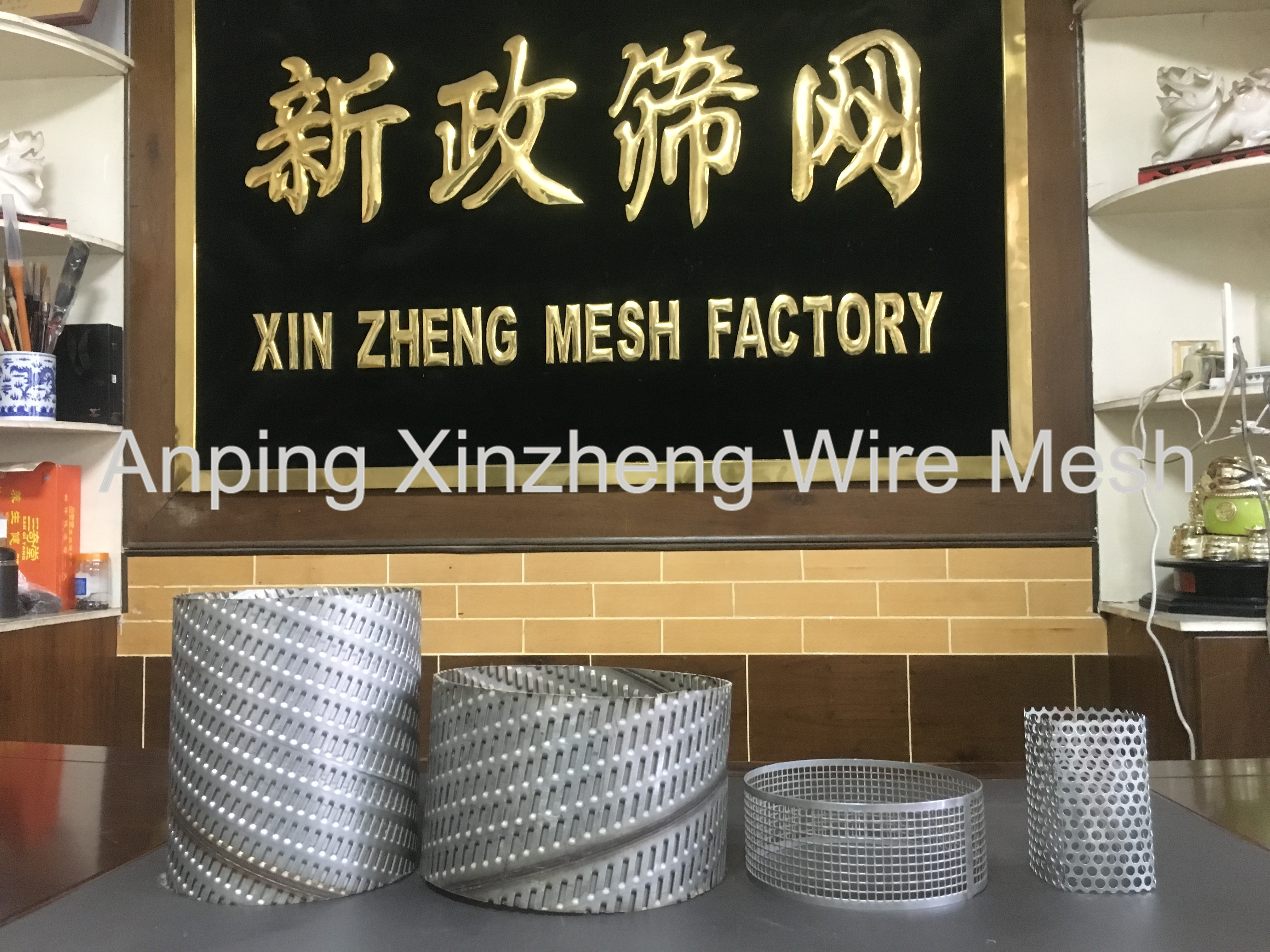 Wire Mesh Filter Pipe