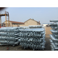 Hot Dip Galvanized Ground Screws Pile