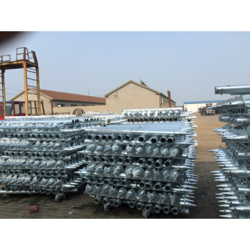 PV Ground Screw Anchor