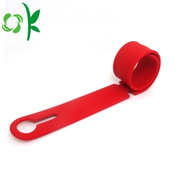 Customized Promotion Red Luggage Tag Holder