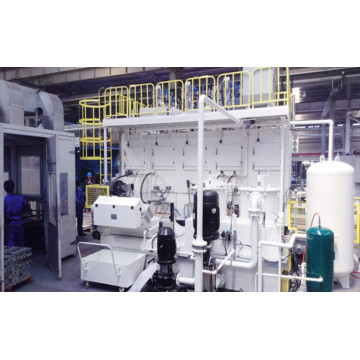 CE approved Cylinder Head Cleaning Machine
