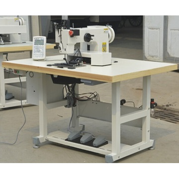 Automatic Extra Heavy Duty Pattern Sewing Machine for Ropes and Slings