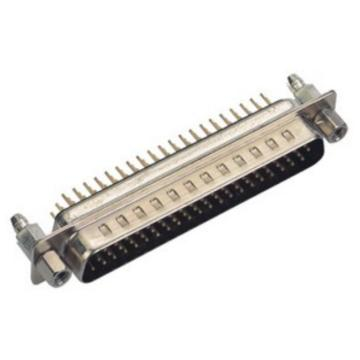 D-SUB Male Three Row Crimp Type(stamped Pin)