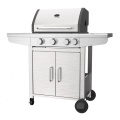 Three Burner Outdoor Gas BBQ