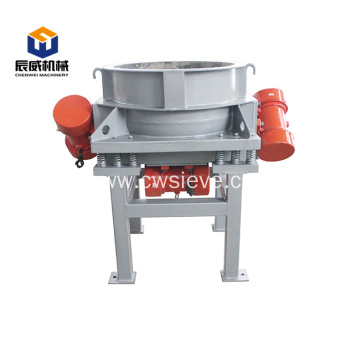 three-dimensional vibration track polishing machine