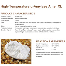Leading for High Efficiency Starch Enzymes High-Temperature α-Amylase for starch sugar export to Bulgaria Exporter