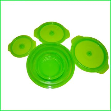 100% Food Grade Silicone Food Container