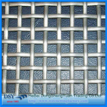 Structure Hot-Galvanized Crimped Wire Mesh