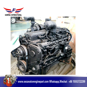 Short Lead Time for China Cummin Engines For Marine,Cummmins Engines,Cummins Nt855 Engine Supplier Cummins QSC8.3  Replaced PC300-8 PC360-8 Excavator Engines export to Myanmar Factory