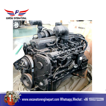 Best Quality for Cummins Kt19 Engine Cummins QSC8.3  Replaced PC300-8 PC360-8 Excavator Engines export to Uzbekistan Factory