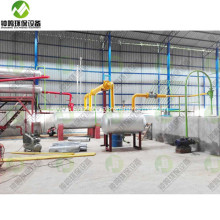 Black Engine Oil Recycling Equipment