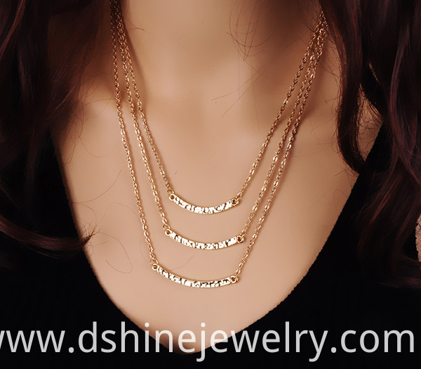 Multi-Layer Chain Jewelry