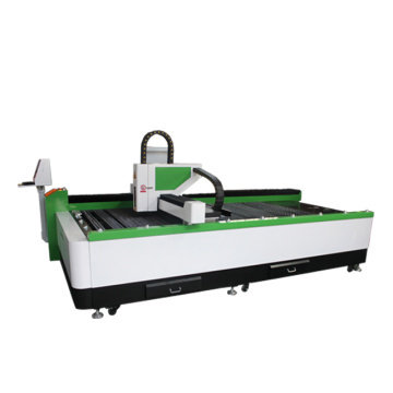 Fiber Optic Laser Cutting for Sheet Metal 500W