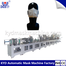 3D super high speed folding mask machine