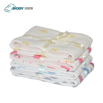 Cotton Muslin Swaddle multilayer blanket