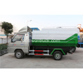 Big sale FOTON pequeno 2m3 bin loader truck