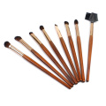 Professional 8 pcs eye brush set