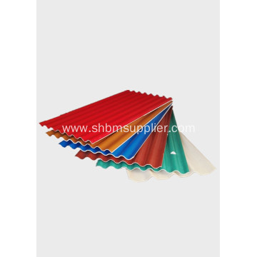 High Strength High Density Mgo Roofing Sheet