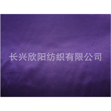 Plain weave polyester fleece fabric