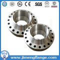 ASME B16.5 Carbon Steel Forged 20# Welding Neck Flange