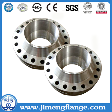 ODM for Steel Pipe Flange ASME B16.5 Carbon Steel Forged 20# Welding Neck Flange supply to Mayotte Supplier