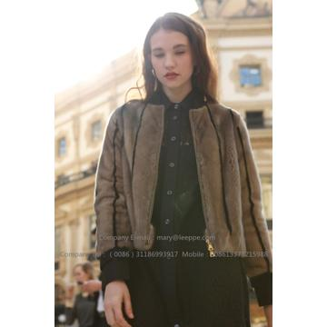 Kopenhagen  Lady Mink Fur Jacket