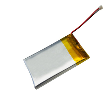 rechargeable battery li-ion 3.7V 500mah polymer battery